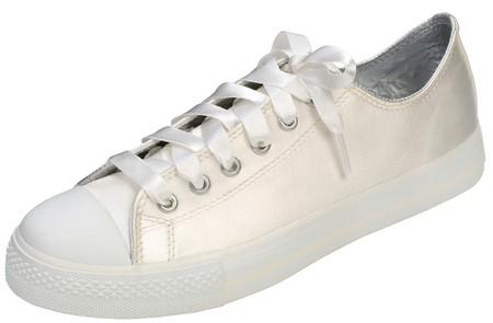 Gym shoes isolated on white background  photo