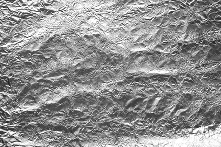 Aluminum foil texture background Stock Photo - 8582066