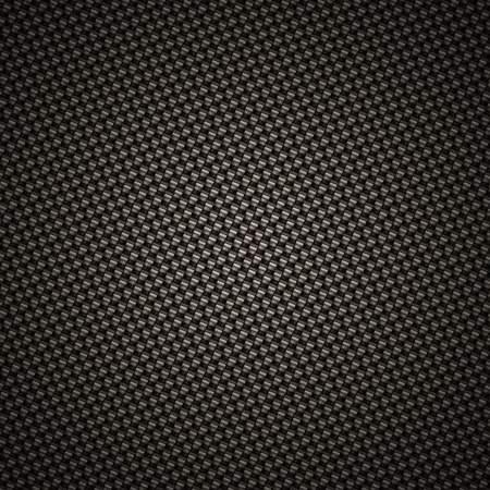 Carbon fiber background, black texture photo