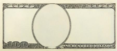 blank money background for design