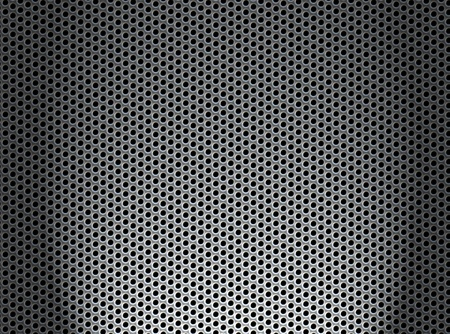 pattern of metal background Stock Photo - 8823101