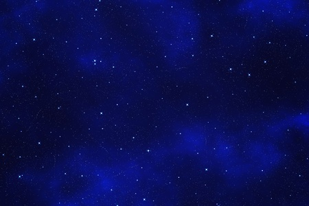 Starfield background photo