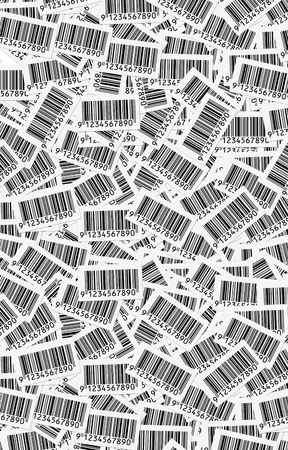 bar codes: Bar Codes background Stock Photo