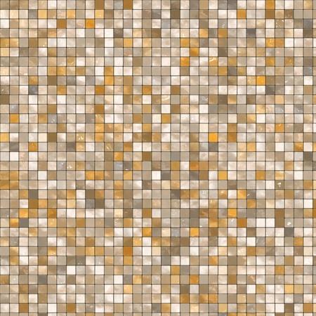 Ceramic Wall background - mosaic photo