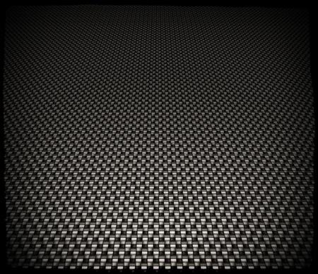 composit: Carbon fiber background