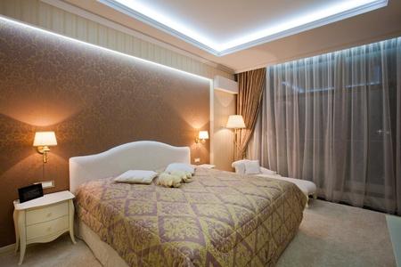 bedroom inter Stock Photo - 10822425