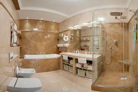 beautiful modern apartment interior Stock Photo - 10822427