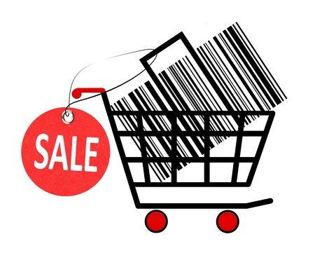 shopping cart icon illustration Stock Illustration - 11105416