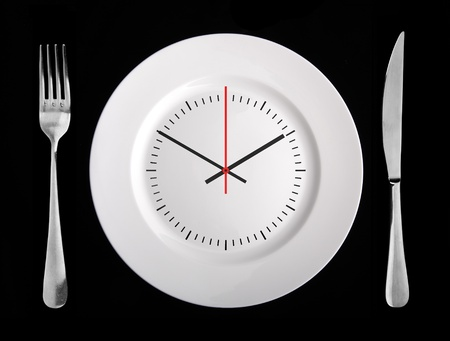 intake: Lunch time concept