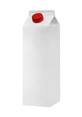 white tetrapak photo