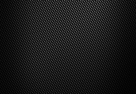 Carbon fiber background, dark texture