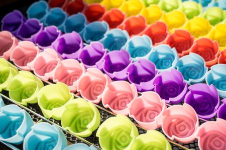 silicone: silicone rainbow