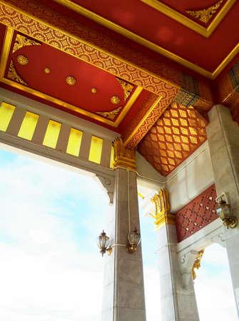 Temple in Thailand 3 @ kazama14  photo