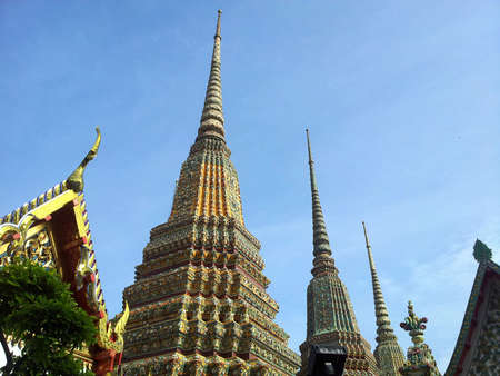Wat Pho 4 Stock Photo - 16882640