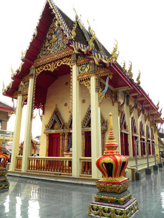 Thailand temple 1         photo