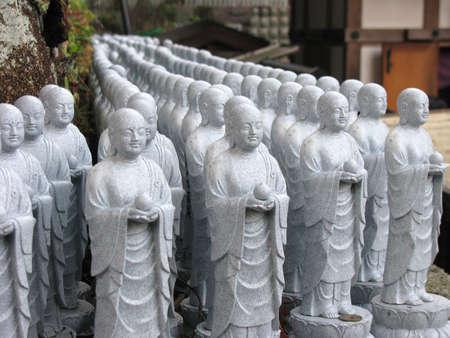 buddha image: Imagen de Buda japon�s 1 Foto de archivo