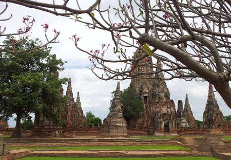 Wat Chaiwatthanaram Stock Photo - 17101308