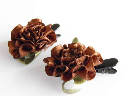 hairpin: Flower hairpin