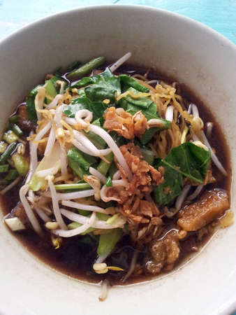 thicken: Thicken Soup Noodle