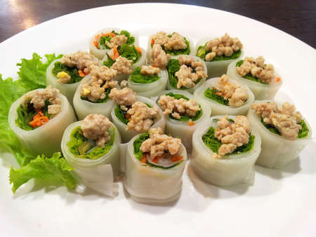 goi: Fresh Spring Roll
