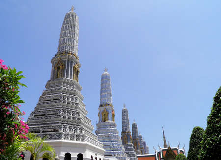 The Wat Phra Kaeo photo