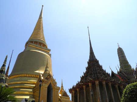 The Wat Phra Kaeo