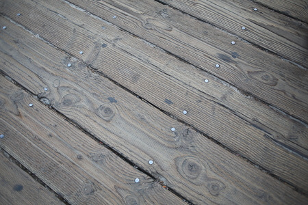 Wooden background. Close up Stock Photo