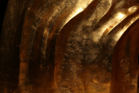 ironworks: Texture of gold