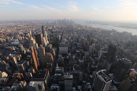 New York. America, New York City - May 13, 2017 Redakční
