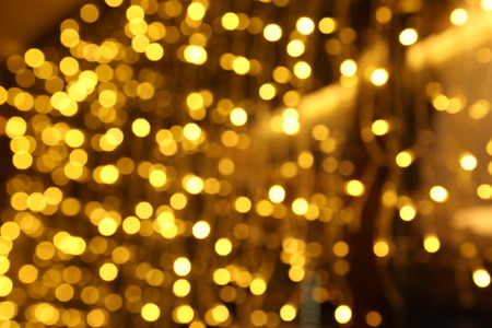 Blurred lights texture