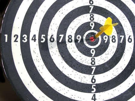 hit a target