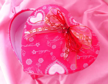 Valentine gift box Stock Photo - 307657