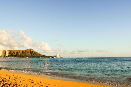 honolulu: Hawaii Honolulu beach
