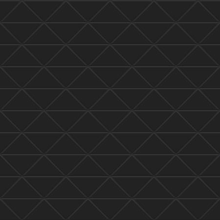 choc: Black triangles of chocolate, steel. Seamless texture. Technology seamless pattern. geometric dark background.