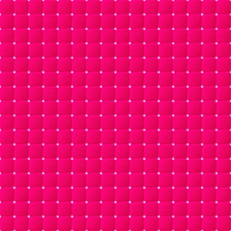 indent: Connected squares of paper with deformed petals cut on the edges and shadows in the cutout.  Seamless vector texture. Seamless pattern. Vector geometric background.