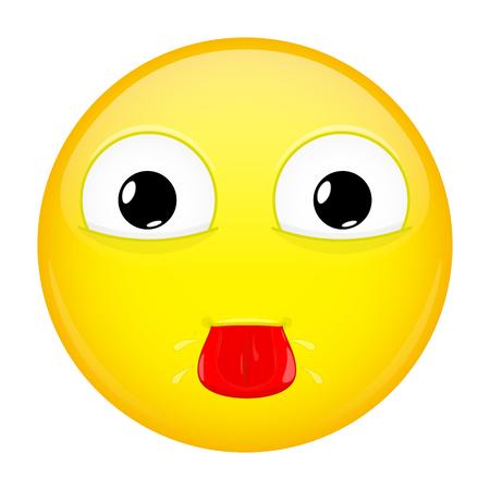 hellion: Show tongue emoji. Tease emotion. Put out tongue emoticon.