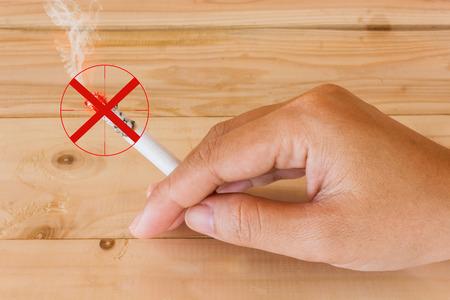 prohibit: cigarette smoking prohibit campaign