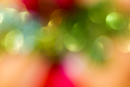 disseminate: Colourful spark and blow natural bokeh  in wonderful fantasy Christmas mood abstract  background Stock Photo
