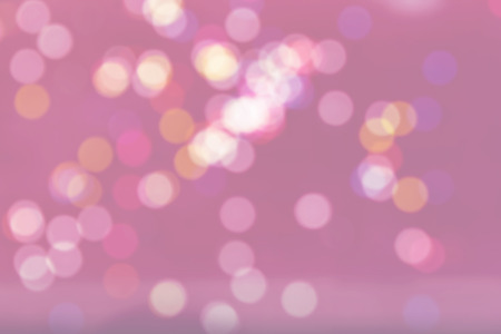 disseminate: Glow light sweet bokeh abstract pink background