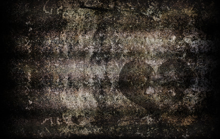 quicklime: grunge cement wall texture for abstract heart old love concept background