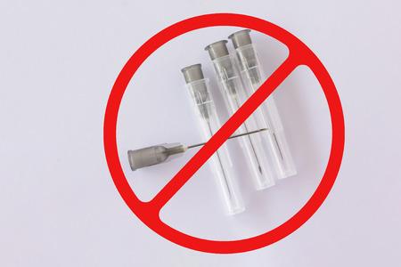 hypodermic syringes: Beware multiple reuse of syringe