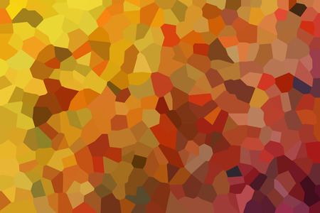 disseminate: Colourful crystallize abstract background in pastel colour tone