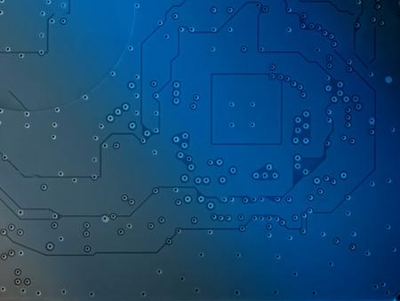 selenium: Abstract blue selenium disk pattern technology background