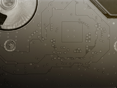 platinum: Abstract silver platinum and black disk pattern technology background