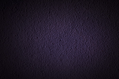 quicklime: cement wall texture for abstract dark violet purple background Stock Photo