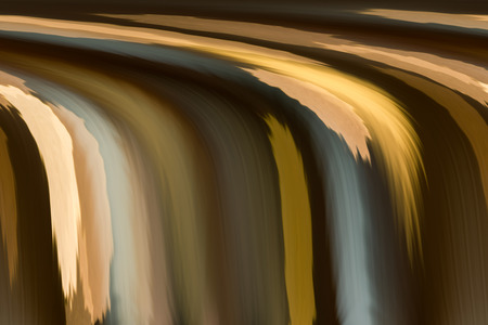 earth tone: Abstract earth tone colour in waterfall shape  classic background
