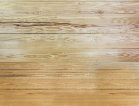 jointed: Jointed wood wall and shelf or floor, blank or space area for putting things on,table top background