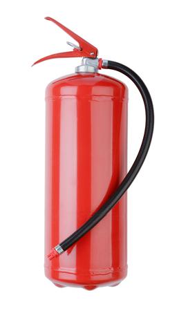 Fire extinguisher isolated on white background Stockfoto - 122431574