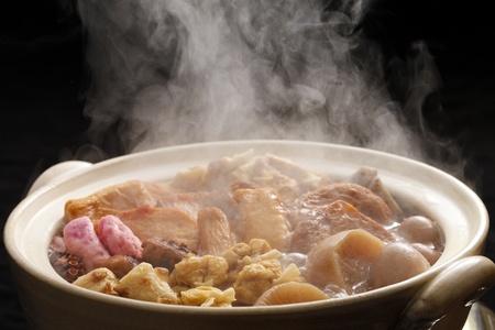De style japonais des aliments