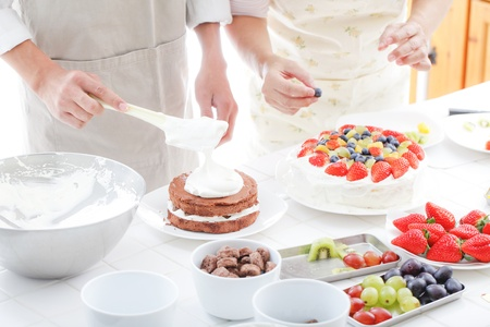 making sweets Stock Photo - 12284041